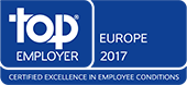 Top Employer 2017 - Europe